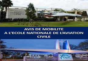Mobilité  A L'école Nationale De L'aviation Civile