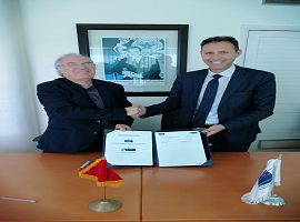 AIAC _ Signature d'un accord de partenariat avec SHERPA ENGINEERING