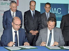 AIAC_GIMAS: Signature d'un accord cadre de collaboration